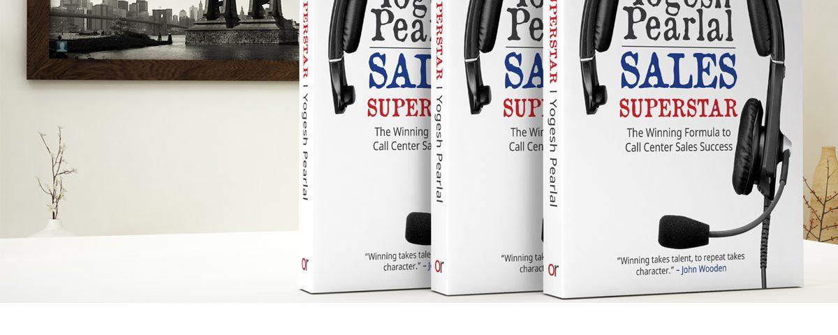 Sales Superstar Book Launch Invite