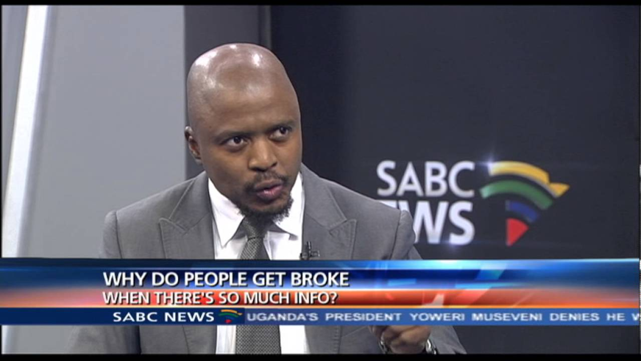 Collen Lemawana on SABC News