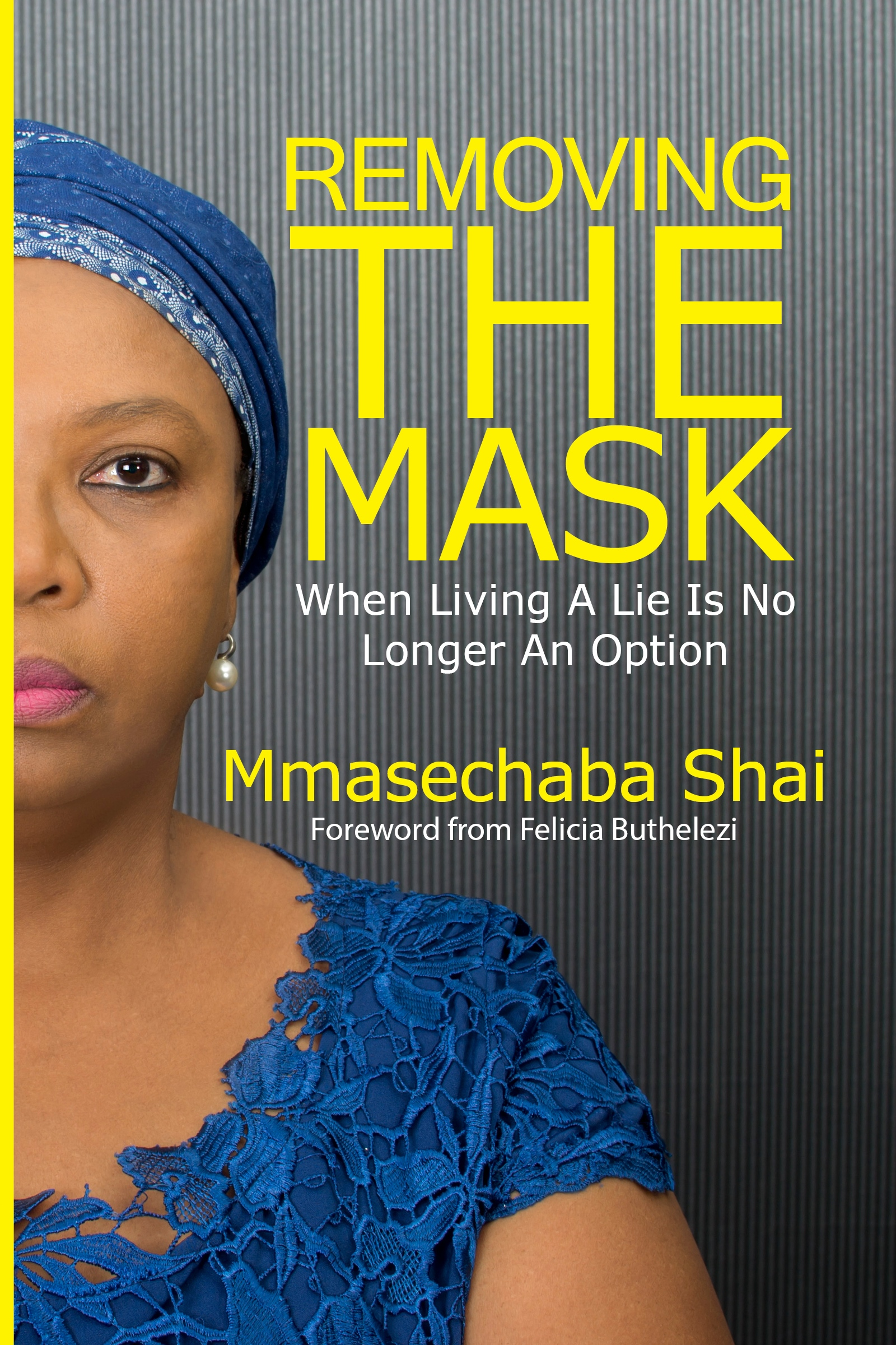 REMOVING THE MASK - eBOOK COVER