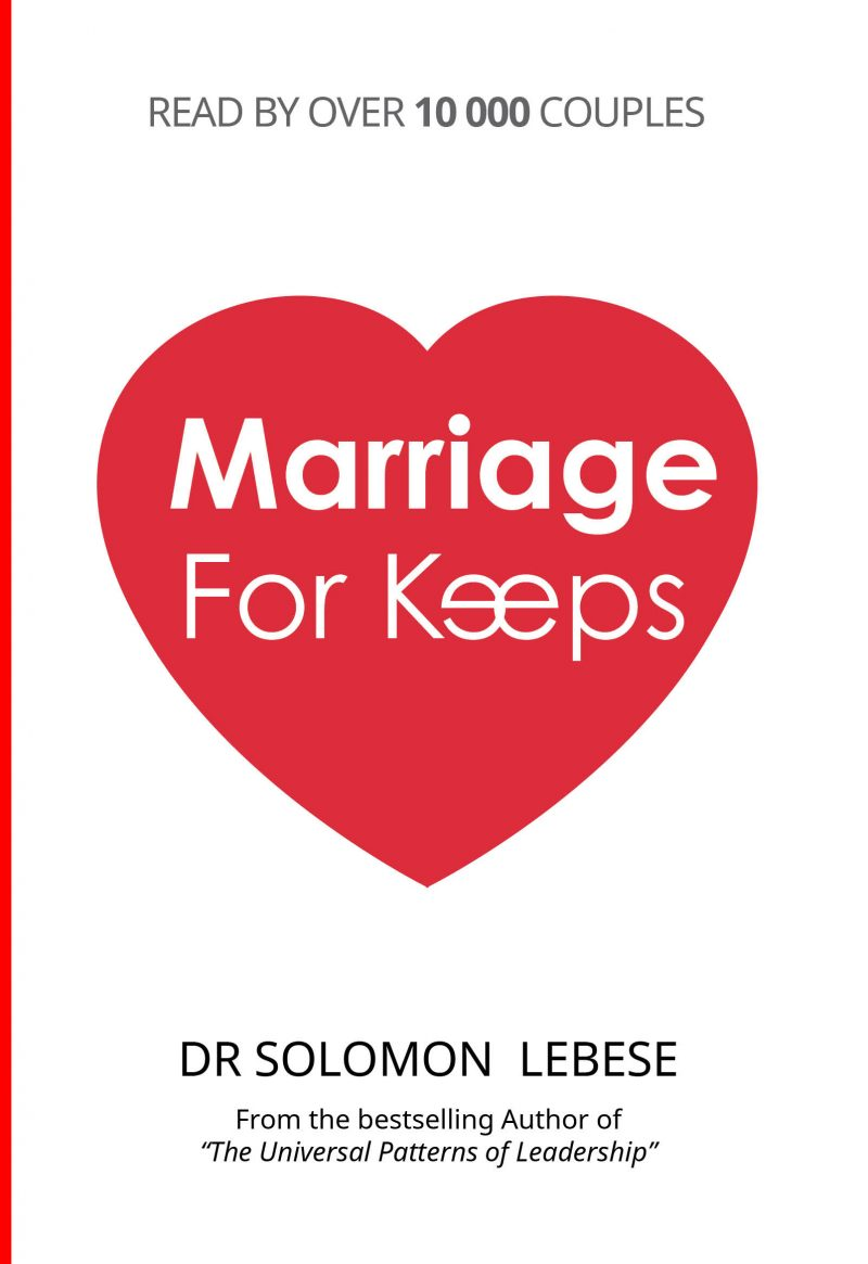 MARRIAGE FOR KEEPS