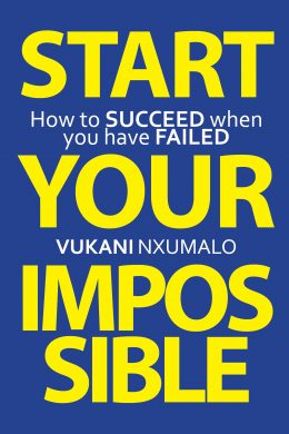START YOUR IMPOSSIBLE COVER