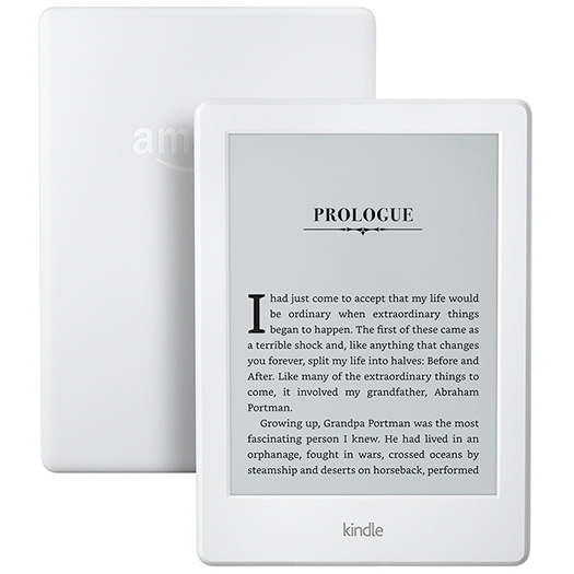 Amazon All New Kindle Touchscreen WiFi 8th Gen