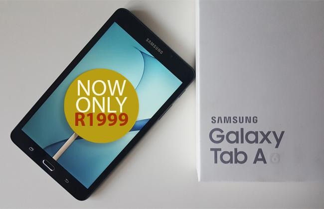 Samsung Galaxy tab promotion