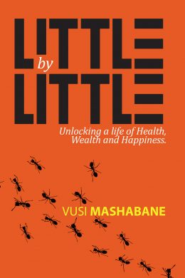 LITTLE BY LITTLE - BOOK COVER